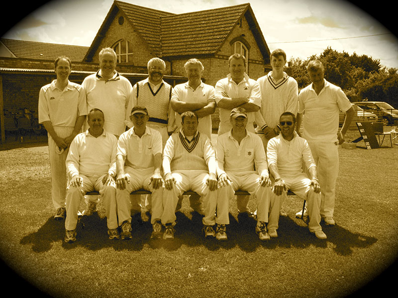 Whaddon team in the 1930s