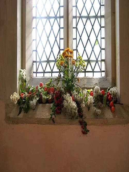 Whaddon St Marys Church Harvest 2014 6