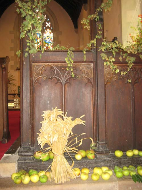 Whaddon St Marys Church Harvest 2014 7