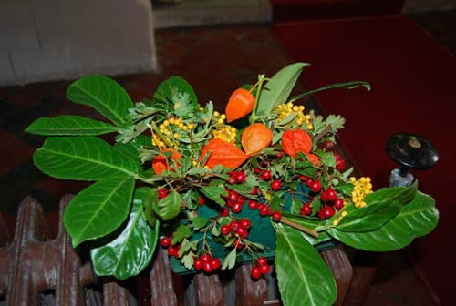 Whaddon St Marys Church Harvest 2015 4