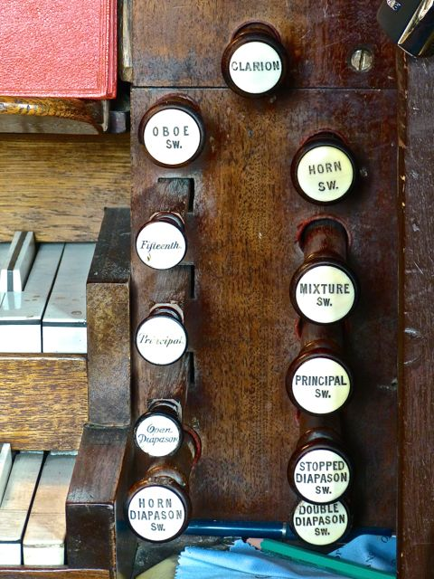 Whaddon St Marys Church Organ 9